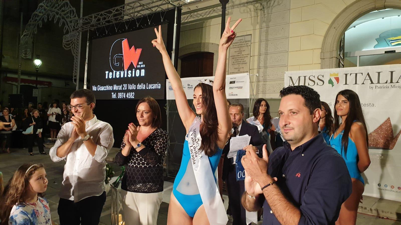 Miss Italia preselezioni Vallo della Lucania