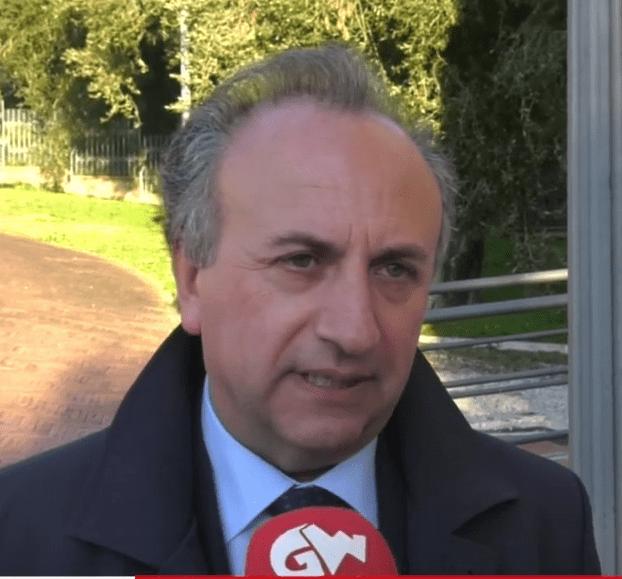 Pietro D'Angiolillo - Sindaco di Asce 2020