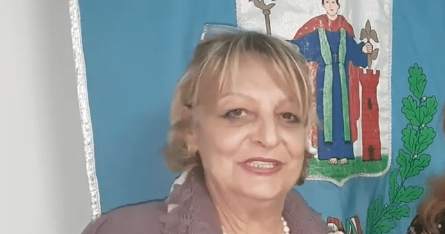 Marilinda Martino ex Sindaco di Ispani