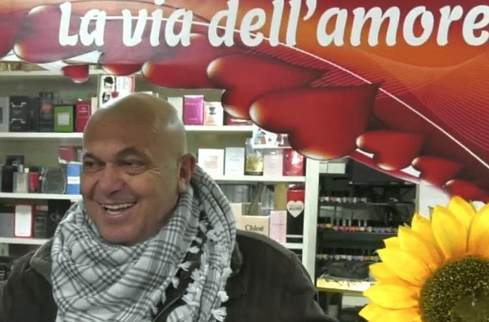 Giovanni Matrella - detto il Mago - Attivista commerciante di Corso Murat
