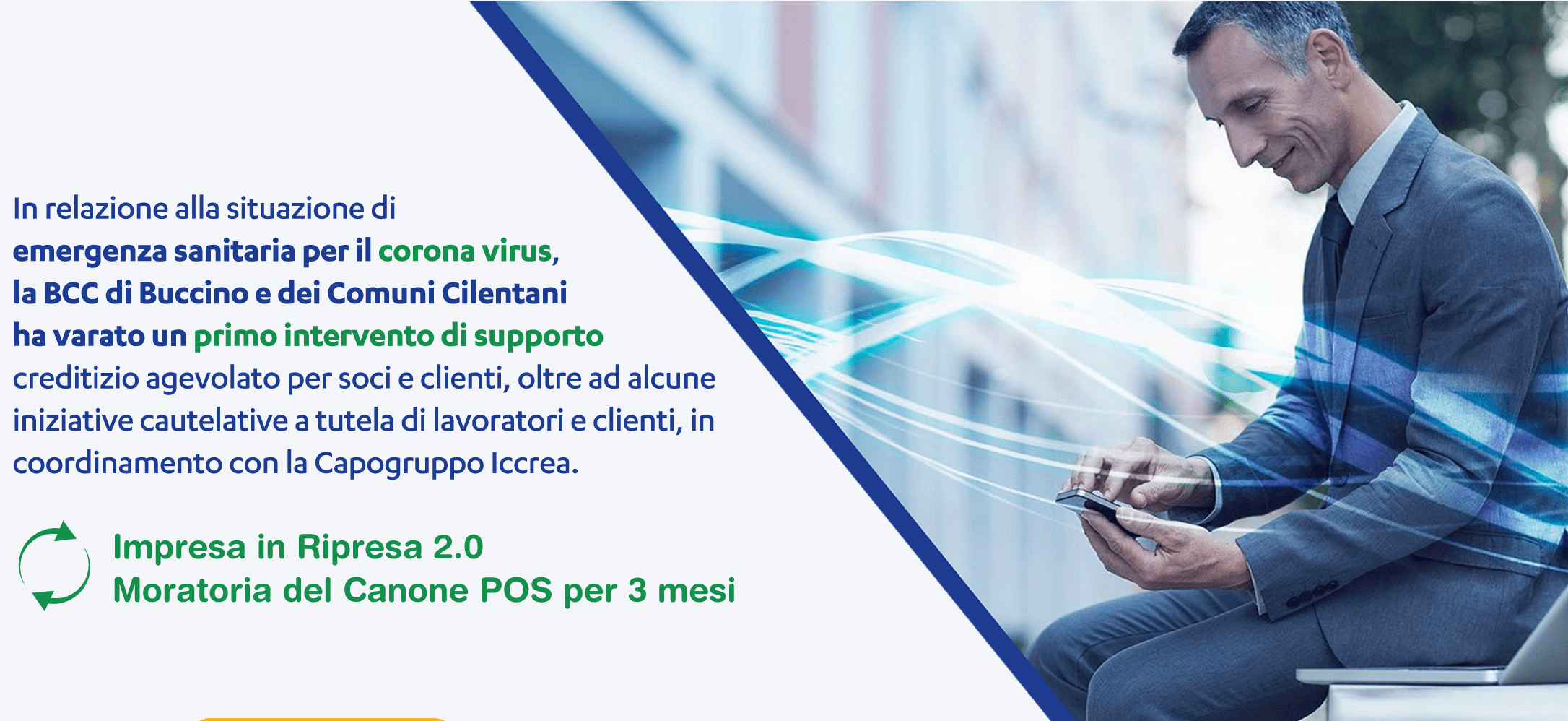 Impresa in ripresa 2.0 BCC Buccino Comuni Cilentani