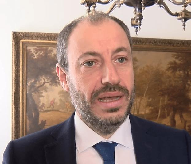 Domenico Lentini - presidente dell'Ordine degli Avvocati di Vallo della Lucania
