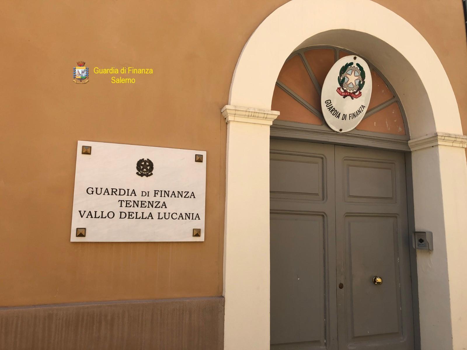 Guardia di Finanza Vallo della Lucania